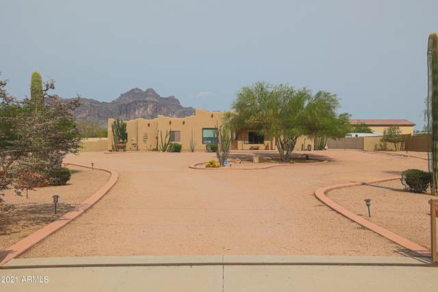 2273 N Cortez Road, Apache Junction, AZ 85119 (MLS #6269082) :: Jonny West Real Estate