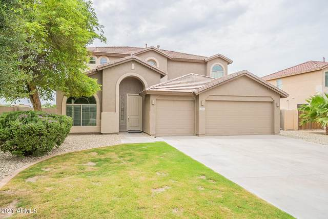 43595 W Bravo Court, Maricopa, AZ 85138 (MLS #6269084) :: Openshaw Real Estate Group in partnership with The Jesse Herfel Real Estate Group