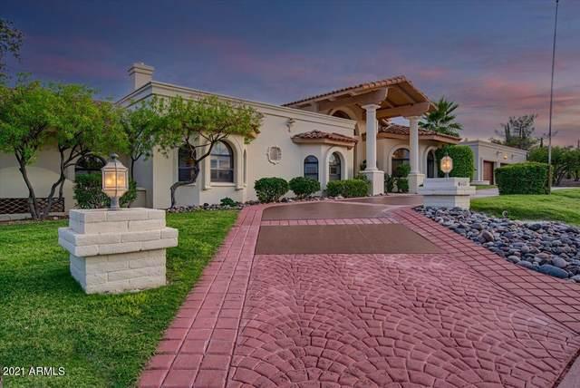 16653 E Jacklin Drive, Fountain Hills, AZ 85268 (MLS #6269089) :: Yost Realty Group at RE/MAX Casa Grande