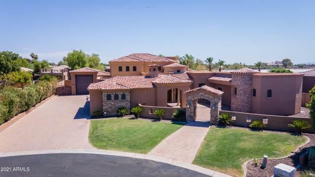 3525 E Pomegranate Circle, Mesa, AZ 85213 (MLS #6269092) :: Devor Real Estate Associates