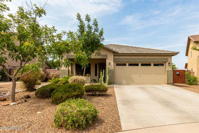 21302 N Sunset Drive, Maricopa, AZ 85139 (MLS #6269095) :: Openshaw Real Estate Group in partnership with The Jesse Herfel Real Estate Group
