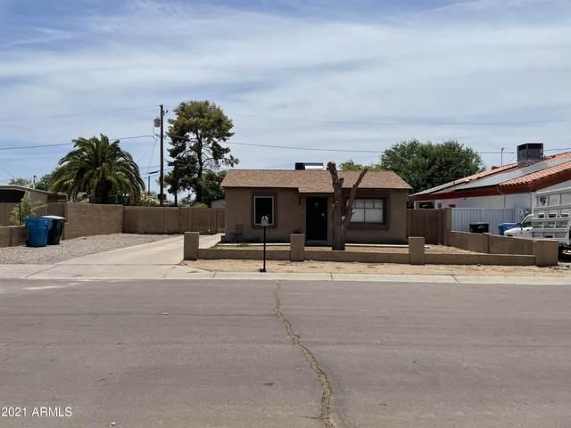 3137 W Alvarado Road, Phoenix, AZ 85009 (MLS #6269098) :: Yost Realty Group at RE/MAX Casa Grande