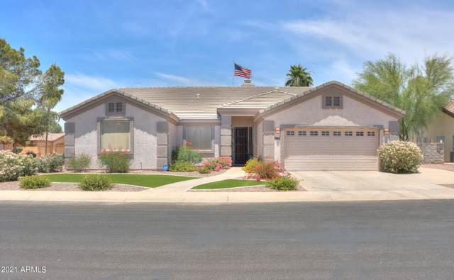 946 W Torrey Pines Boulevard, Casa Grande, AZ 85122 (MLS #6269113) :: My Home Group