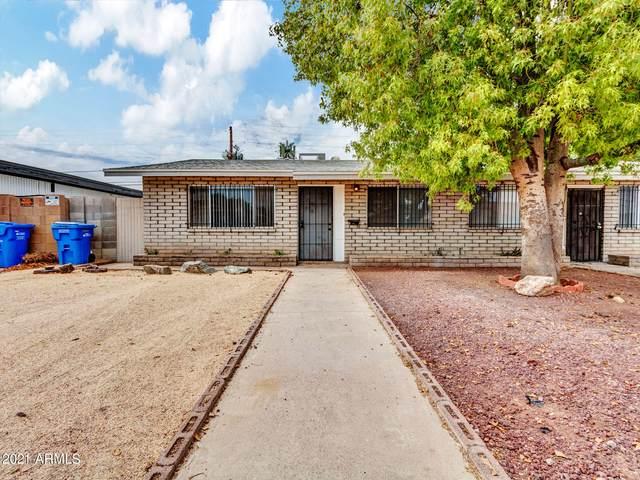3609 W Glenn Drive, Phoenix, AZ 85051 (MLS #6269152) :: Yost Realty Group at RE/MAX Casa Grande