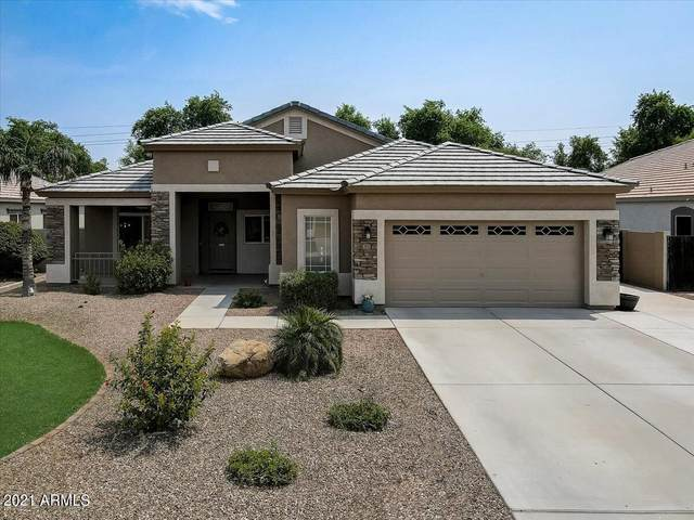 3431 E Thornton Avenue, Gilbert, AZ 85297 (MLS #6269158) :: Openshaw Real Estate Group in partnership with The Jesse Herfel Real Estate Group
