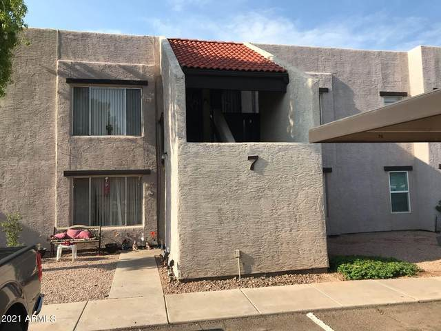 1927 E Hampton Avenue #240, Mesa, AZ 85204 (MLS #6269161) :: The Daniel Montez Real Estate Group