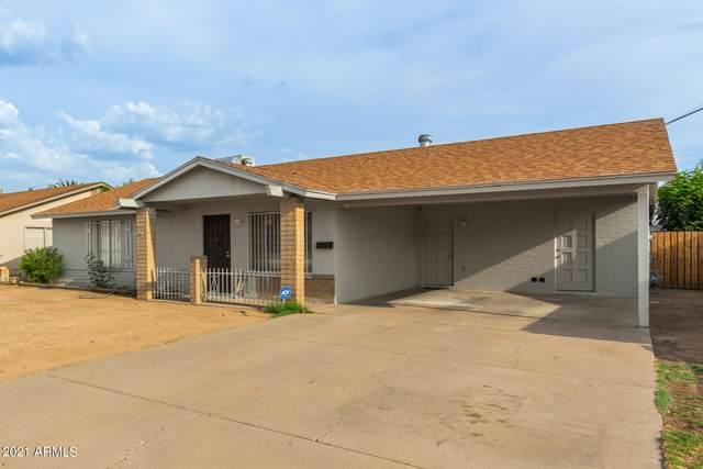 4237 W Orangewood Avenue, Phoenix, AZ 85051 (MLS #6269163) :: Dijkstra & Co.