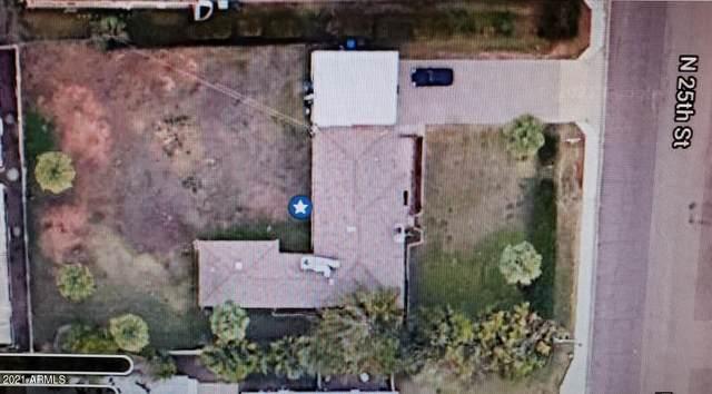 4206 N 25TH Street, Phoenix, AZ 85016 (MLS #6269167) :: Yost Realty Group at RE/MAX Casa Grande