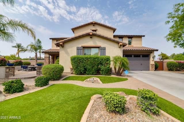 4510 S Sea Breeze Place, Chandler, AZ 85248 (MLS #6269173) :: The Daniel Montez Real Estate Group