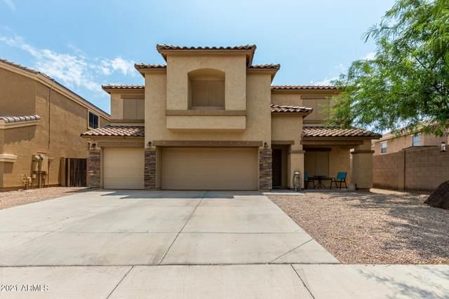 19067 N Shelby Drive, Maricopa, AZ 85138 (MLS #6269186) :: Yost Realty Group at RE/MAX Casa Grande