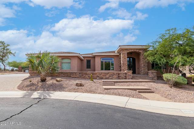 8708 S 24TH Place, Phoenix, AZ 85042 (MLS #6269192) :: Openshaw Real Estate Group in partnership with The Jesse Herfel Real Estate Group