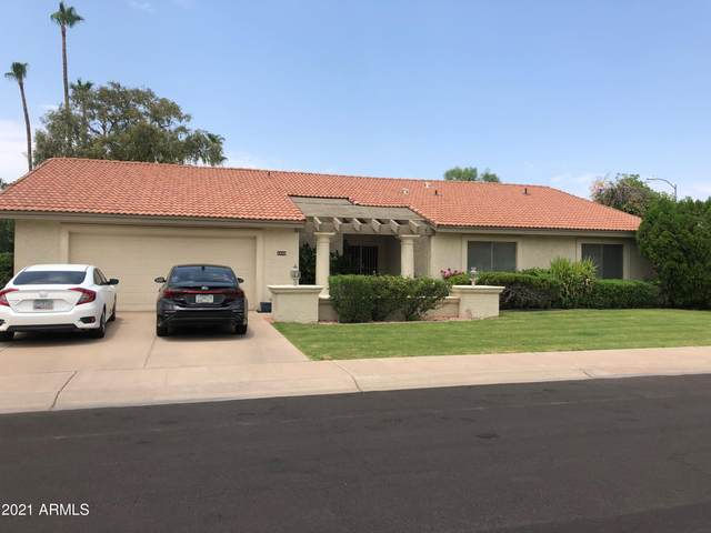 8642 N Willowrain Court, Scottsdale, AZ 85258 (MLS #6269198) :: Openshaw Real Estate Group in partnership with The Jesse Herfel Real Estate Group