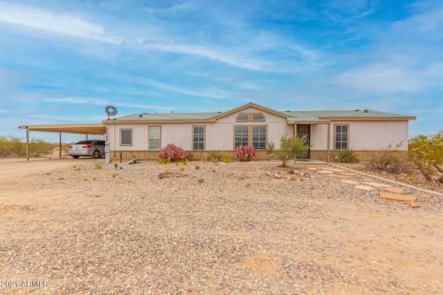 44156 W Peters Avenue, Maricopa, AZ 85139 (MLS #6269200) :: Zolin Group