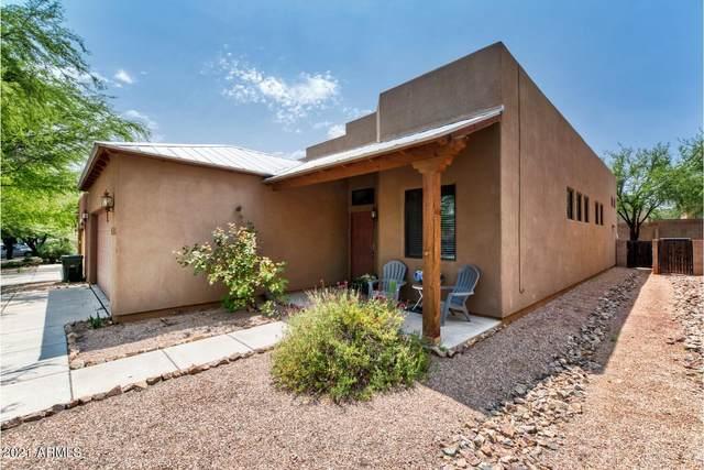 1768 Chaplain Carter Drive, Sierra Vista, AZ 85635 (MLS #6269222) :: Yost Realty Group at RE/MAX Casa Grande