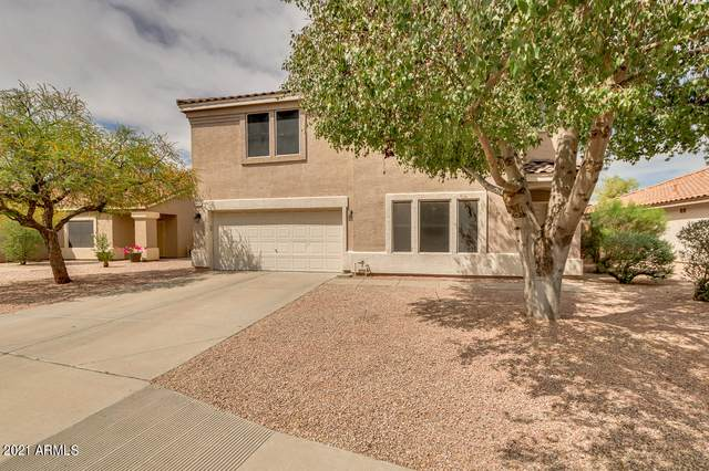 3050 S 81ST Circle, Mesa, AZ 85212 (MLS #6269239) :: Openshaw Real Estate Group in partnership with The Jesse Herfel Real Estate Group