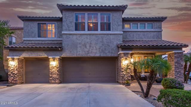 4954 S Marron, Mesa, AZ 85212 (MLS #6269242) :: The Daniel Montez Real Estate Group