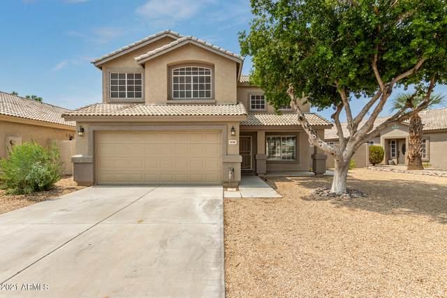 13173 W Monte Vista Drive, Goodyear, AZ 85395 (MLS #6269254) :: The Daniel Montez Real Estate Group