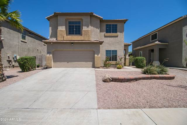 24118 W Lasso Lane, Buckeye, AZ 85326 (MLS #6269259) :: Kepple Real Estate Group