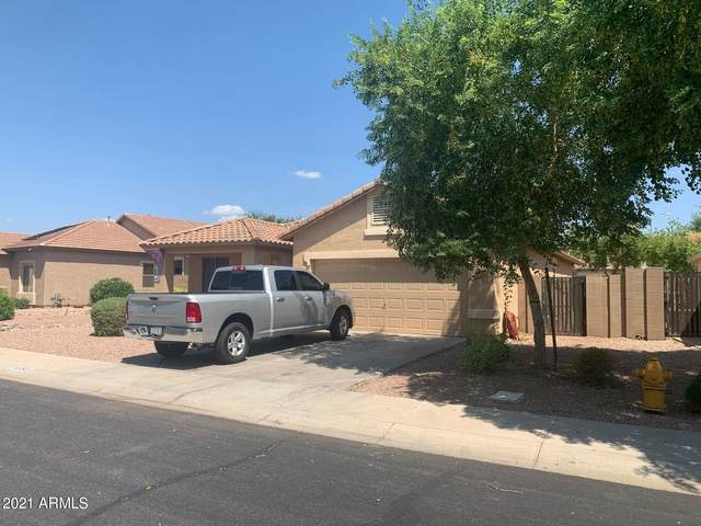 4390 E Augusta Avenue, Chandler, AZ 85249 (MLS #6269273) :: Devor Real Estate Associates