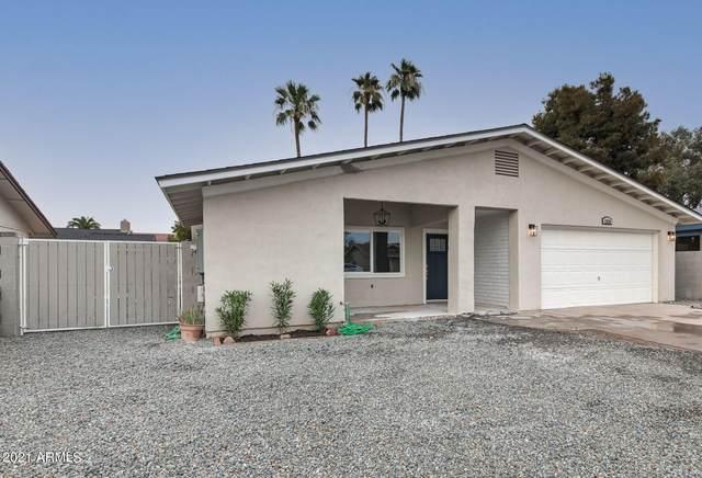 1216 E Ivyglen Street, Mesa, AZ 85203 (MLS #6269282) :: Devor Real Estate Associates