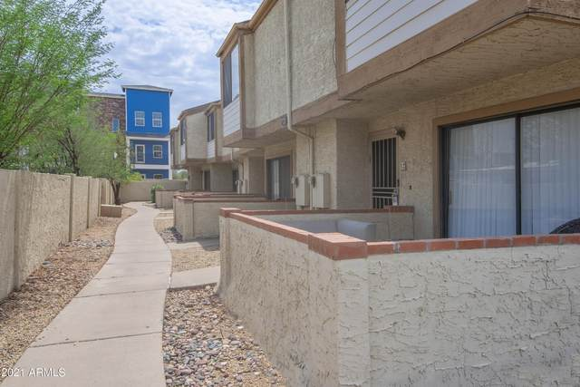 3411 N 12TH Place #9, Phoenix, AZ 85014 (MLS #6269291) :: Openshaw Real Estate Group in partnership with The Jesse Herfel Real Estate Group