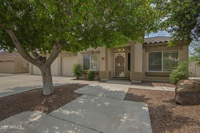 902 S Stilton Circle, Mesa, AZ 85208 (MLS #6269295) :: Devor Real Estate Associates