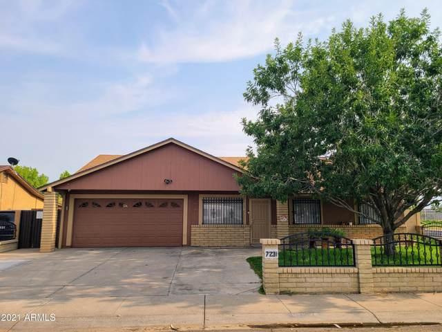 7231 W Mulberry Drive, Phoenix, AZ 85033 (MLS #6269298) :: Executive Realty Advisors