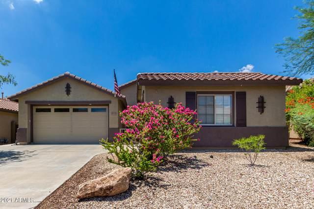 41610 N Hudson Trail, Anthem, AZ 85086 (MLS #6269303) :: Keller Williams Realty Phoenix