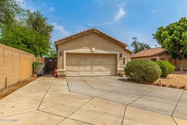 15372 W Caribbean Lane, Surprise, AZ 85379 (MLS #6269306) :: Devor Real Estate Associates