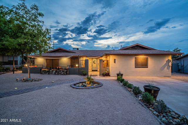 14618 N 22ND Street, Phoenix, AZ 85022 (MLS #6269309) :: Yost Realty Group at RE/MAX Casa Grande
