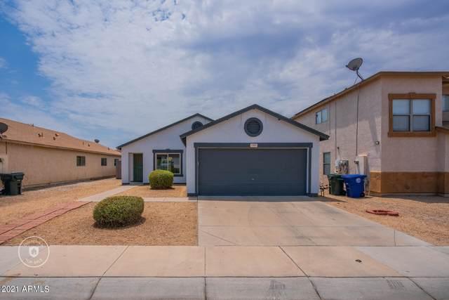 11601 W Windrose Avenue, El Mirage, AZ 85335 (MLS #6269316) :: Yost Realty Group at RE/MAX Casa Grande