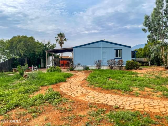 5389 E Gambel Quail Place, Sierra Vista, AZ 85650 (#6269319) :: Long Realty Company