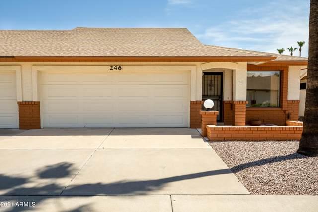 8021 E Keats Avenue #246, Mesa, AZ 85209 (MLS #6269329) :: Klaus Team Real Estate Solutions