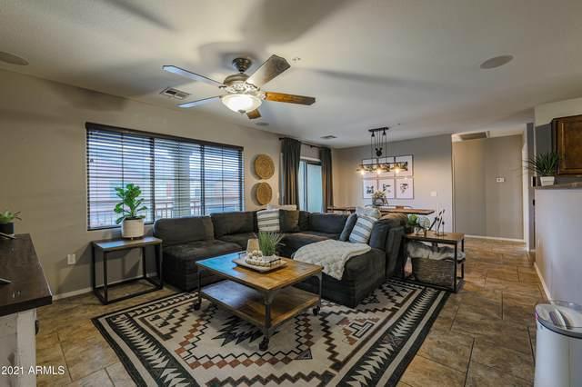 1350 S Greenfield Road #2083, Mesa, AZ 85206 (MLS #6269335) :: Jonny West Real Estate