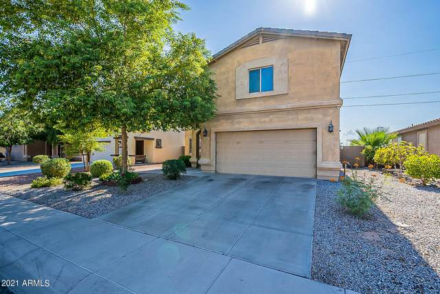 8620 S 254TH Drive, Buckeye, AZ 85326 (MLS #6269346) :: Openshaw Real Estate Group in partnership with The Jesse Herfel Real Estate Group