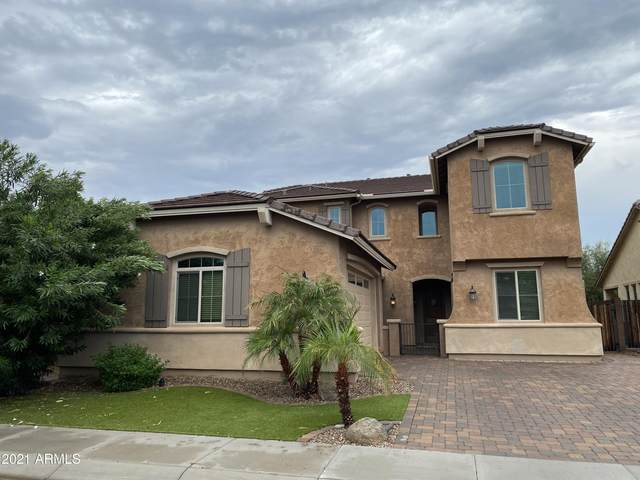 4320 S Jasmine Drive, Chandler, AZ 85249 (MLS #6269352) :: Keller Williams Realty Phoenix