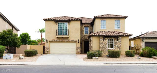 885 E Mead Drive, Chandler, AZ 85249 (MLS #6269353) :: The Laughton Team