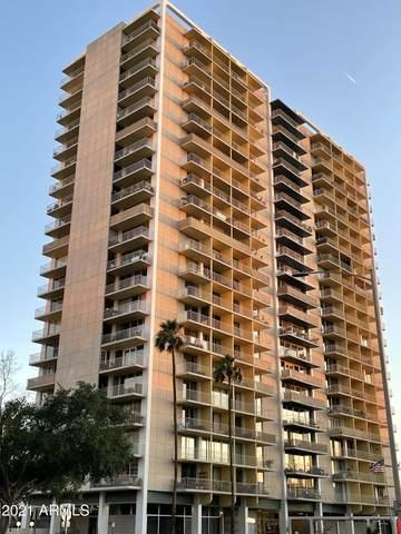 207 W Clarendon Avenue 9G, Phoenix, AZ 85013 (MLS #6269360) :: CANAM Realty Group