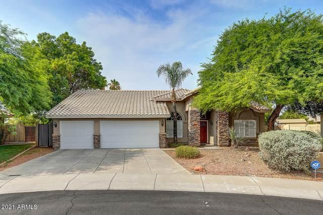 14841 N 42ND Place, Phoenix, AZ 85032 (MLS #6269367) :: Jonny West Real Estate