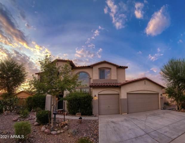 5344 W Siesta Way, Laveen, AZ 85339 (MLS #6269370) :: Yost Realty Group at RE/MAX Casa Grande