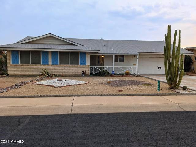 10333 W Cumberland Drive, Sun City, AZ 85351 (MLS #6269376) :: The Daniel Montez Real Estate Group