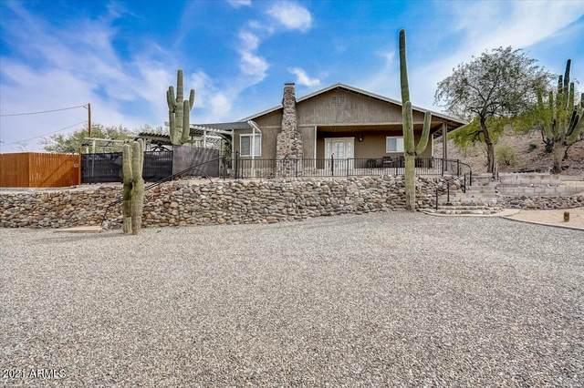34335 S Cholla Drive, Black Canyon City, AZ 85324 (MLS #6269394) :: Dijkstra & Co.