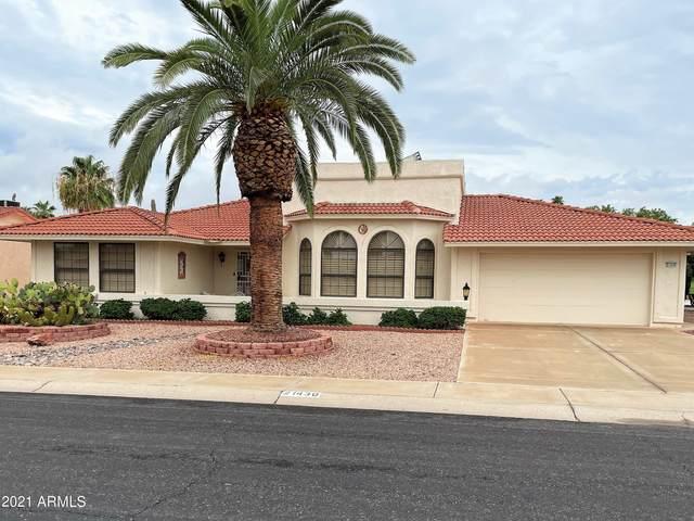 21430 N Palm Desert Drive, Sun City West, AZ 85375 (MLS #6269409) :: Klaus Team Real Estate Solutions