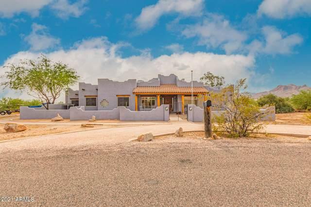 4150 N Cactus Road, Apache Junction, AZ 85119 (MLS #6269412) :: Yost Realty Group at RE/MAX Casa Grande