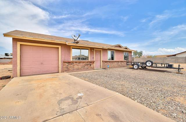 9254 W Raven Drive, Arizona City, AZ 85123 (MLS #6269414) :: Openshaw Real Estate Group in partnership with The Jesse Herfel Real Estate Group