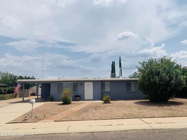 2114 Santa Rosa Drive, Sierra Vista, AZ 85635 (#6269416) :: Long Realty Company