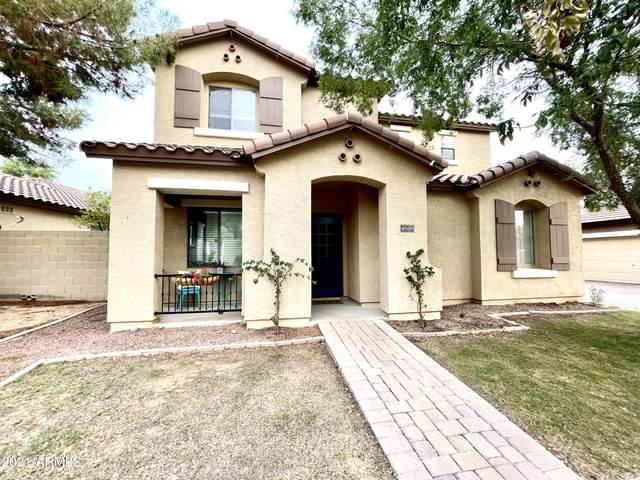 4509 E Harrison Street, Gilbert, AZ 85295 (#6269417) :: Luxury Group - Realty Executives Arizona Properties