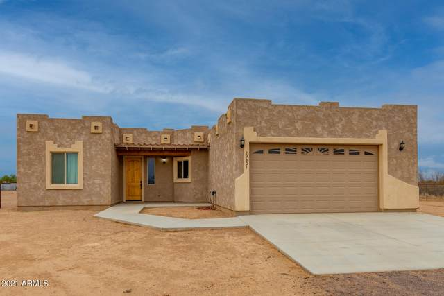 29307 N 214TH Drive, Wittmann, AZ 85361 (MLS #6269424) :: Yost Realty Group at RE/MAX Casa Grande