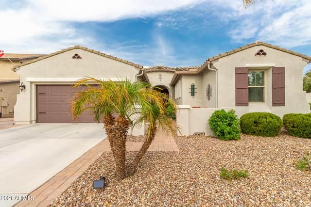 4524 E Portola Valley Drive, Gilbert, AZ 85297 (MLS #6269431) :: Executive Realty Advisors