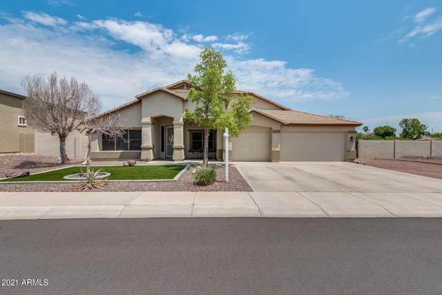 22973 N 104TH Avenue, Peoria, AZ 85383 (MLS #6269435) :: Executive Realty Advisors